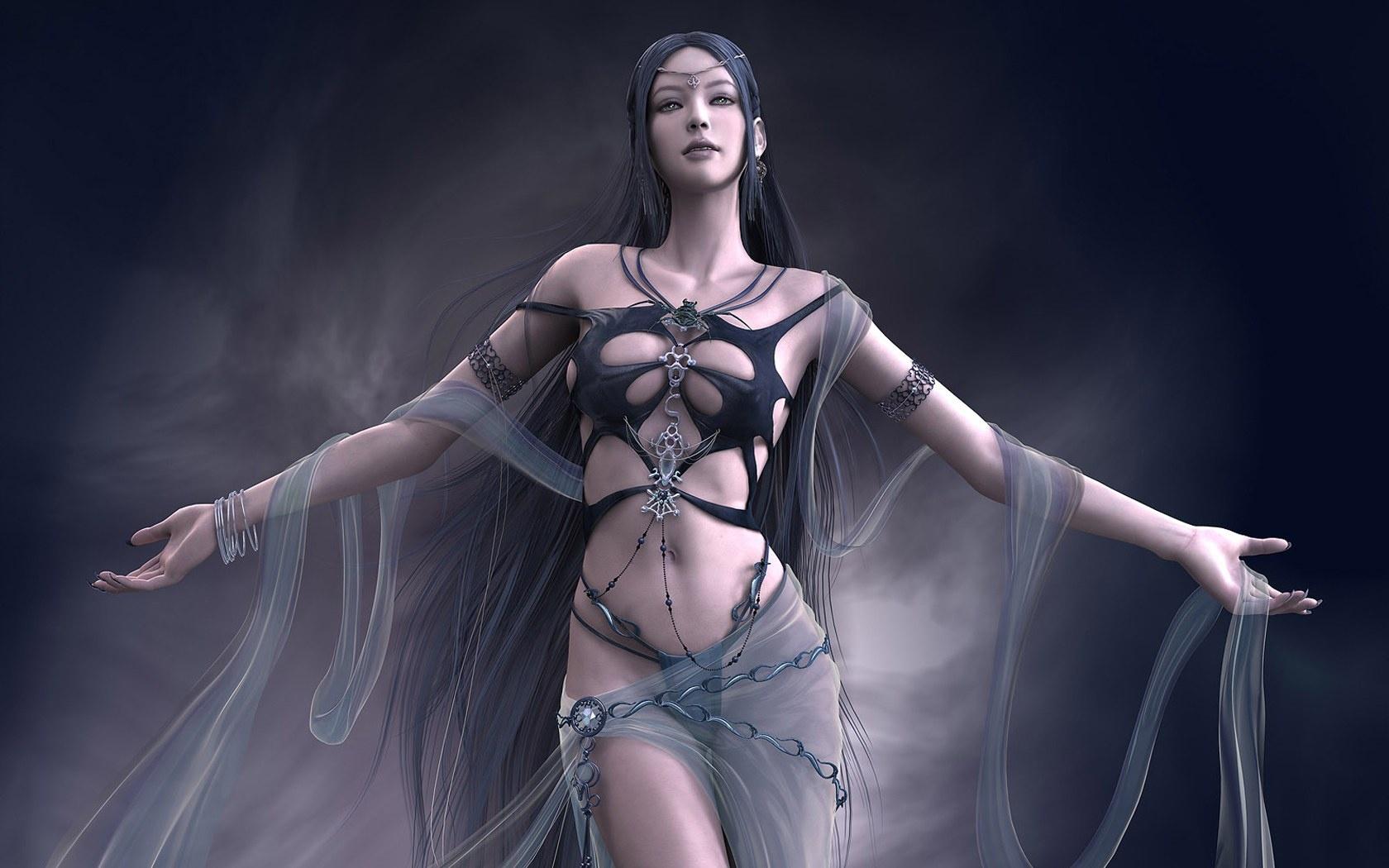 d网游美女角色壁纸 角色扮演单机游戏 dnf角色恢复 cf女角色