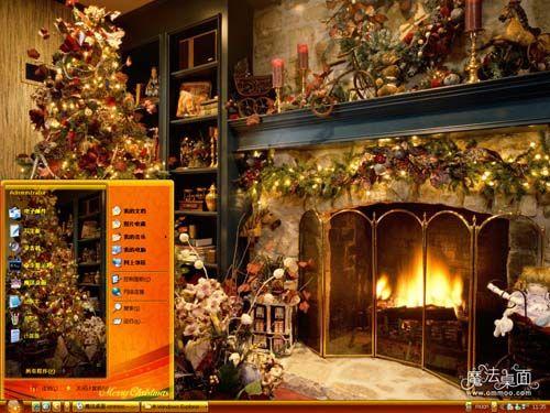 圣诞树主题
