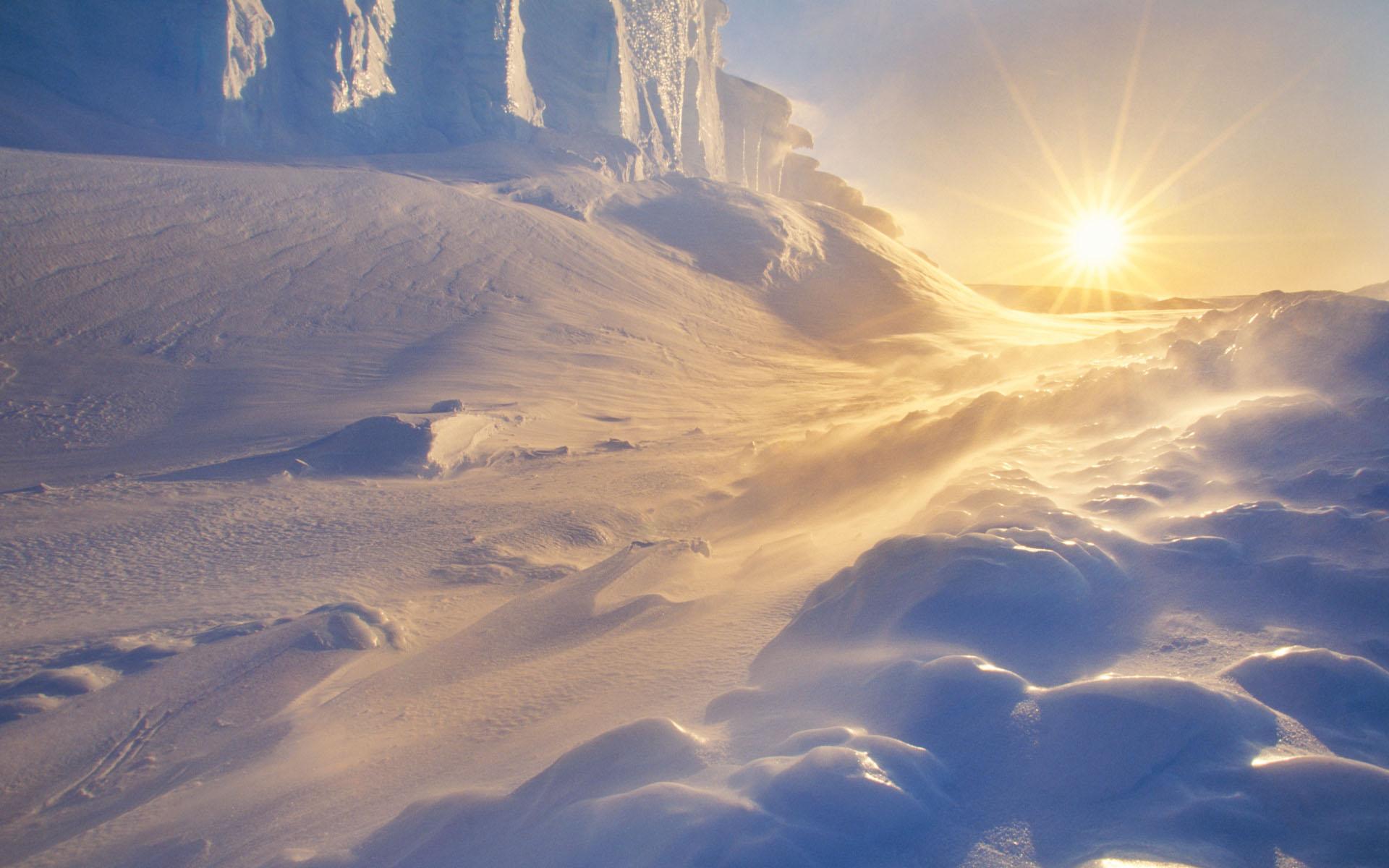 软件下载 桌面壁纸 风景壁纸 南极自然风光主题宽屏壁纸 应用截图