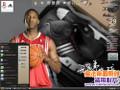 阿迪达斯篮球主题 XP/WIN7版