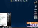 仿win7黑色经典主题 XP/WIN7版