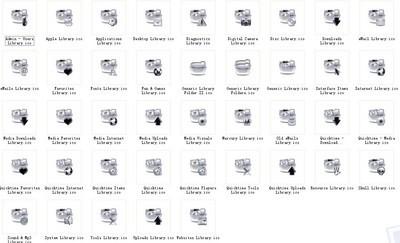 漂亮的文件夹图标软件简介