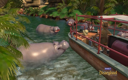 Windows 7主题《Kinect:迪士尼乐园历险记》