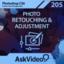 Photoshop CS6:Retouching and Adjustment
