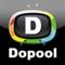 Dopool手机电视logo
