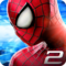 超凡蜘蛛侠2游戏logo