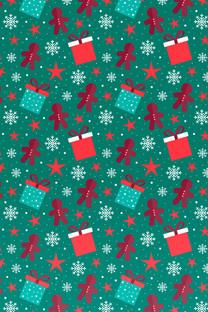 圣诞卡通背景图片壁纸