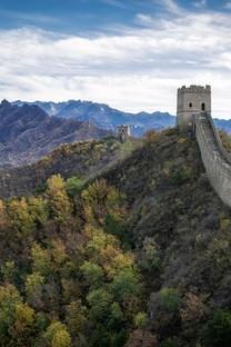中国万里长城美景图片壁纸