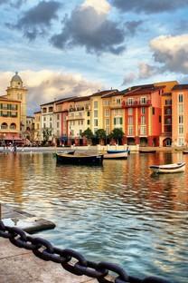 海边城市唯美图片壁纸4