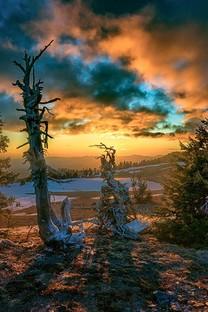神奇美丽的大自然风景图片壁纸