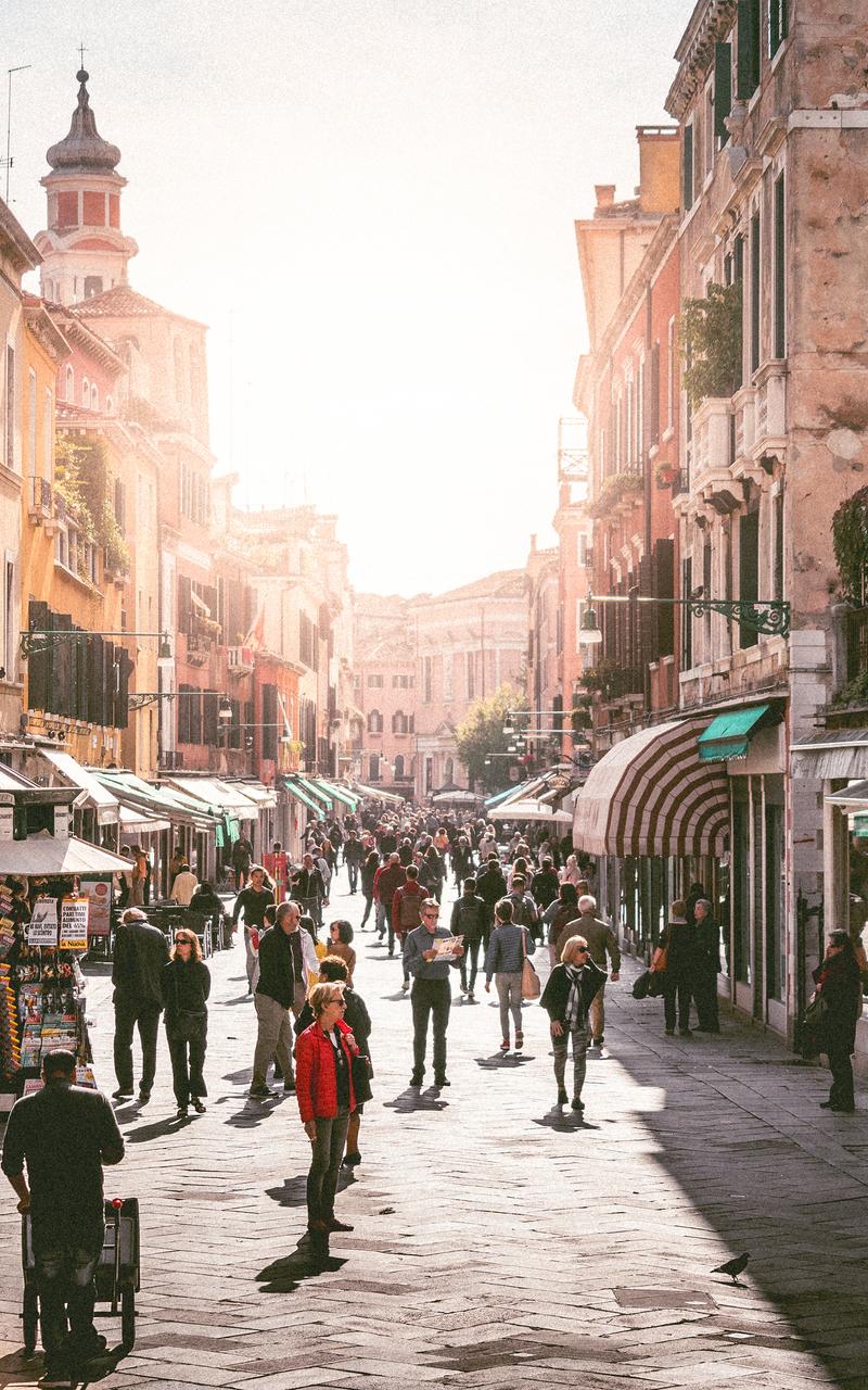国外城市建筑风景图片高清壁纸
