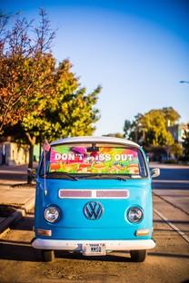 复古小汽车图片手机壁纸