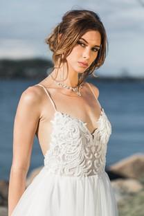 漂亮的新娘婚纱照手机图片壁纸