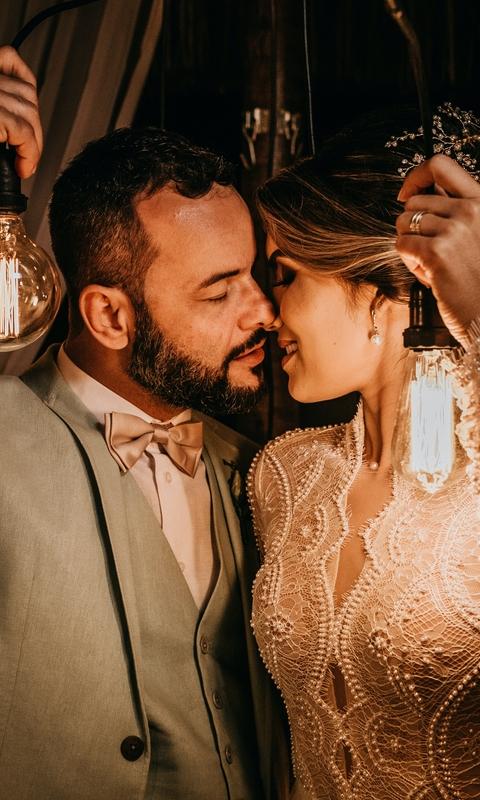 唯美幸福甜美婚纱照图片壁纸