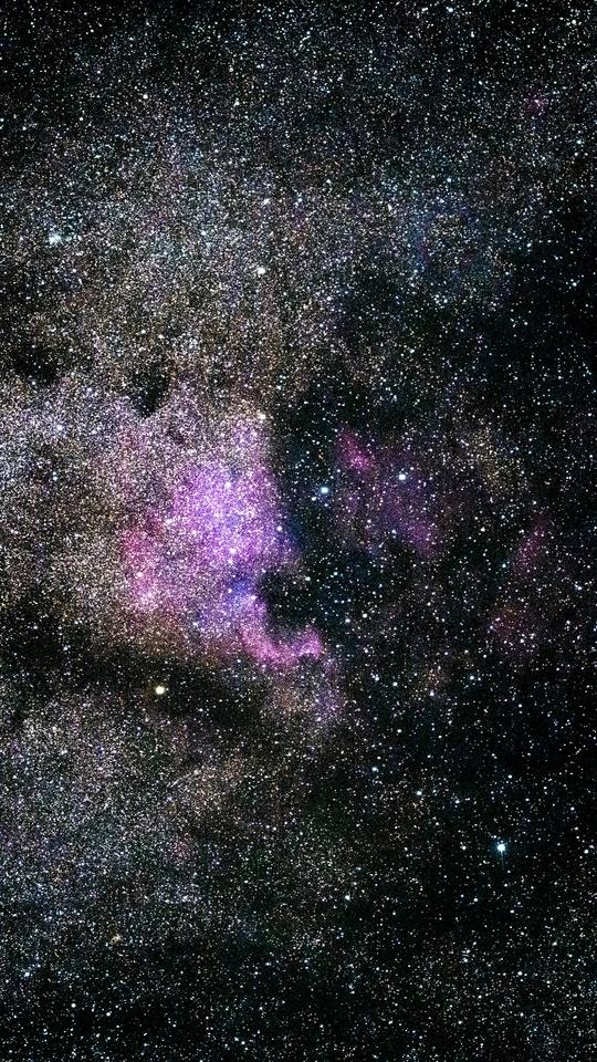 唯美星空夜景手机图片壁纸