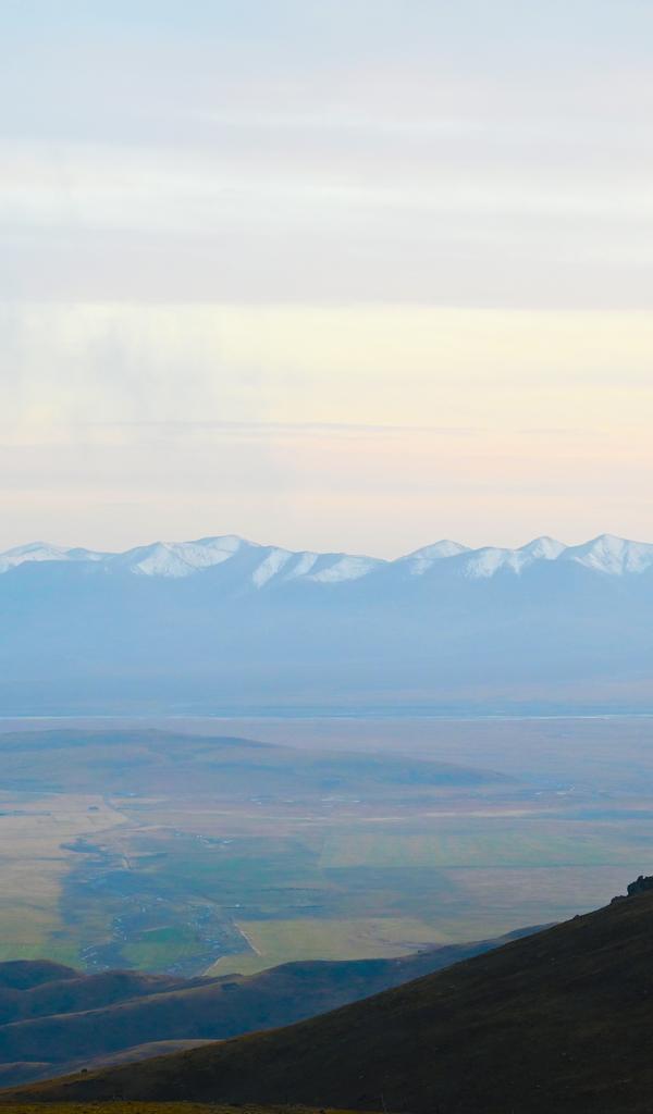 祁连大冬树山垭口摄影图片壁纸