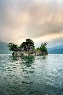 唯美水乡风景高清图片壁纸