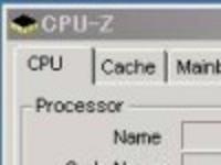 CPU-Z 1.82.1-截图