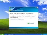 WindowsXP(更新到SP3) 简体中文版-截图