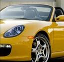 黄色保时捷Porsche主题XP/VISTA/WIN7版