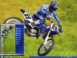 摩托车越野赛桌面主题 XP/VISTA/WIN7版
