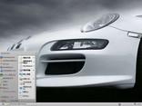 灰色精美汽车主题 XP版