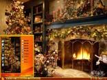 圣诞树主题 XP/VISTA/WIN7版