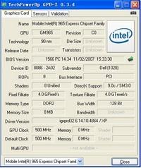 GPU-Z 2.5.0-截图