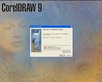 CorelDRAW 9.0 简体中文版-截图