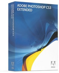 Adobe Photoshop CS3 中文版-截图