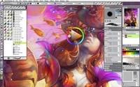 Corel Painter 12 12官方中文版-截图