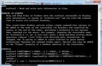 ExifTool 10.76-截图