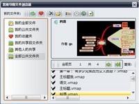思维导图软件MindV
