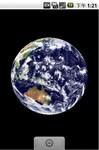 动态壁纸旋转地球EarthRot(Android)
