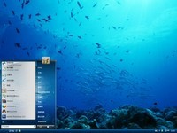 海底世界主题