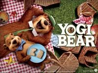 瑜伽熊(Yogi Bear)桌面壁纸