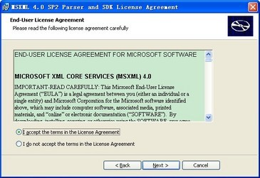 msxml 4.0 sp2 windows 7 64 bit download