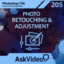 Photoshop CS6:Retouching and Adjustment