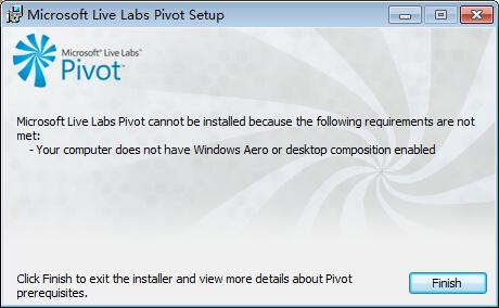 Pivot浏览器