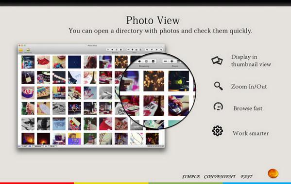 图片浏览器 For Mac 1.15
