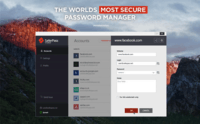 SaferPass-Password Manager For Mac 3.3.708-截图