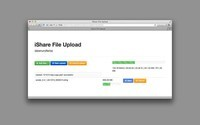 iShare For Mac 1.5.1-截图
