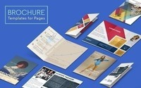 Brochure Templates Pages For Mac 1.0-截图