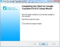 谷歌翻译器(Google Translate)