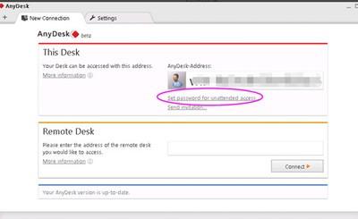 AnyDesk远程桌面连接和VNCScan Enterprise Console 2007 11 29 2哪个好用